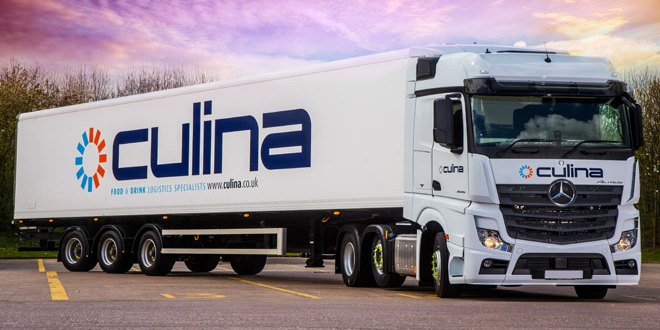 A positive year ahead for Culina Logistics