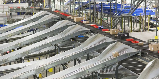 BEUMER Group awarded contract to expand sorting system in UK Mail's national hub
