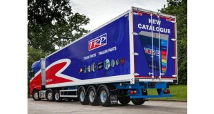 DAF Trucks TRP trailer to greet visitors at CV Show 2017