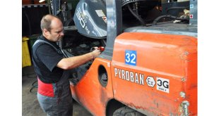 Demand grows for ATEX forklift safety audits