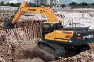 Hyundai Heavy Industries announces spin off company Hyundai Construction Equipment Company