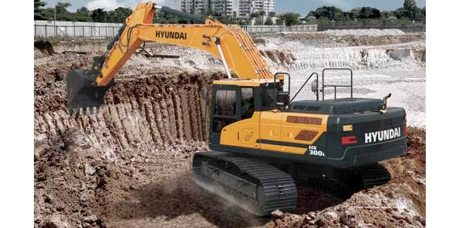 Hyundai Heavy Industries announces spin off company Hyundai Construction Equipment Company
