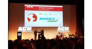 Dimerco wins Airfreight Forwarder of the Year 2017