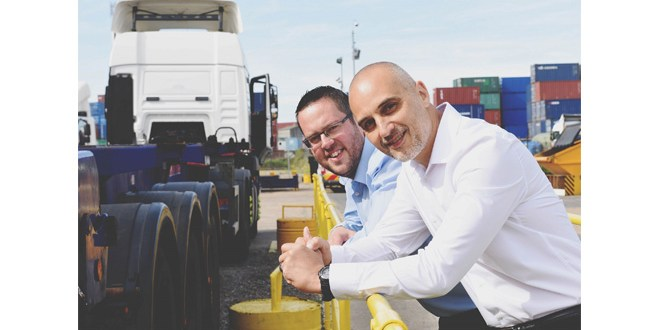 European freight specialist unveils new corporate identity Jordon Through It All