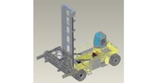 Hyster to electrify big trucks