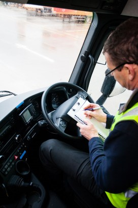 RTITB offers relevant, professional driver training topics in its Driver CPC Periodic Training courses