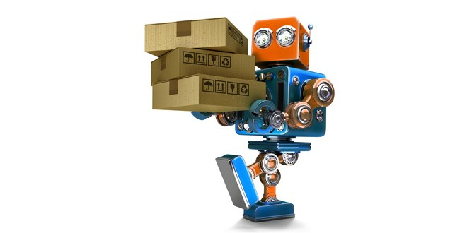 Retro robot wins Leapfrog Marketing the creative contract for IMHX 2019