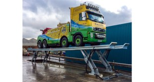 Stertil Koni SKYLIFT simplifies washbay operations for WH Malcolm