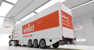 Whistl invests in 41 double deck trailers