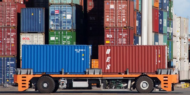 GKN Wheels keep container ports operational