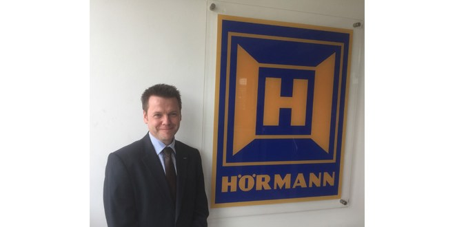 Hormann appoints new key account manager