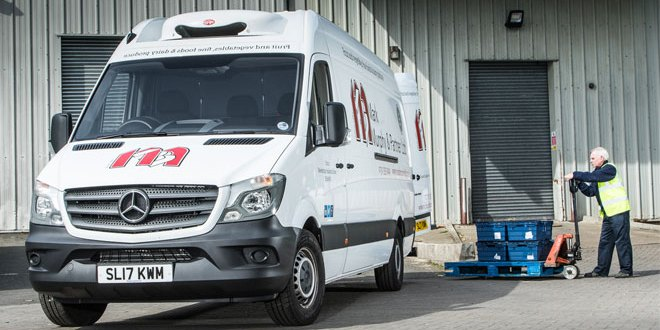 Mark Murphy & Partner freshens up its fleet with new Mercedes-Benz Sprinters