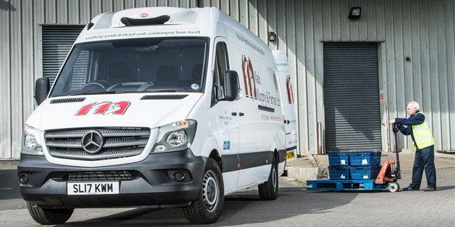Mark Murphy & Partner freshens up its fleet with new Mercedes-Benz Sprinters