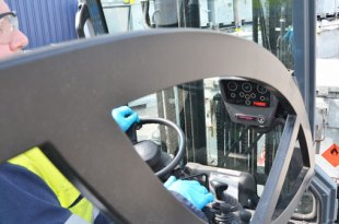 New antistatic rules for lift trucks handling flammable waste