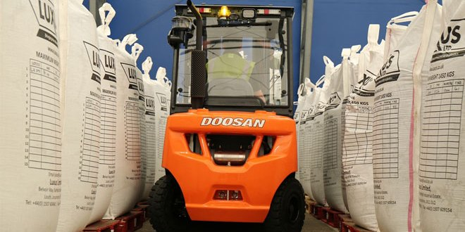 Plastic Fantastic Luxus continues growth with Windsor Materials Handling