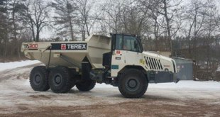 Terex Trucks is aggregate producer Czech mate