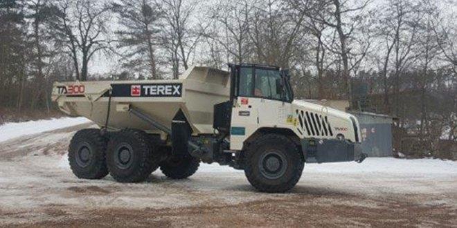 Terex Trucks is aggregate producer Czech mate