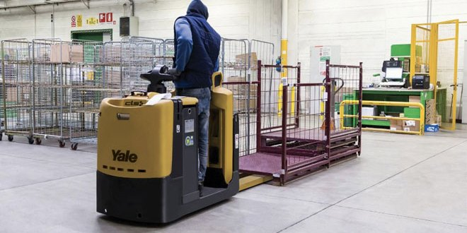 Yale and CLS build a long-lasting logistics solution with Sacchi Elettroforniture