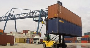 Hyster at BCTN Inland terminals