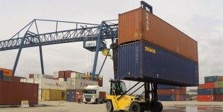 Hyster at BCTN Inland terminals