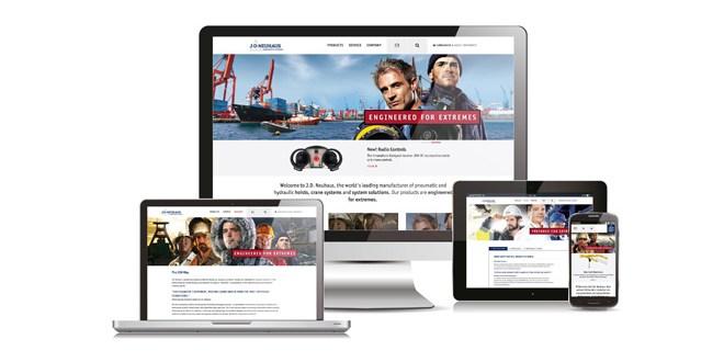 New J D Neuhaus Group website
