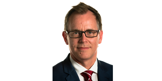 Toyota Material Handling UK appoints new Managing Director and new Commercial Director