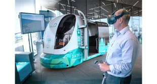 3D Repo VR Simulator helps TRL shape future of Autonomous Vehicle Services