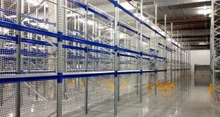 AR Racking installs storage system for the biotech company Biokit