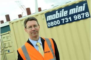 Half year revenue at Mobile Mini UK hits GBP 33m