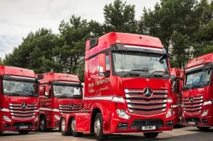 Relative values ensure W and M Thompson loyalty to Mercedes Benz