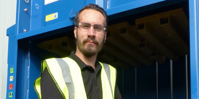 Baling specialist Riverside Waste Machinery expands team with new appointment