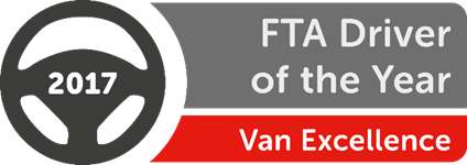 FTA Van Excellence Driver of the Year 2017