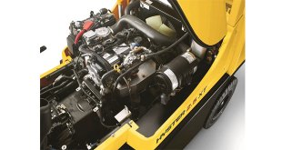 NEW LPG ENGINES FOR HYSTER® FORKLIFTS