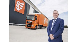 Royal opening for 50m GBP Palletforce SuperHub