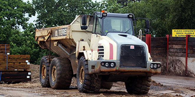 Terex Trucks 28 tonne haulers build reliable reputation in Dorset