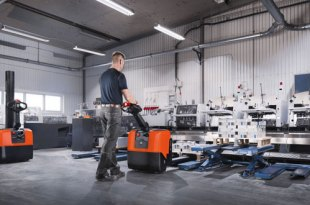 Toyota Material Handling safety focused at Health and Safety North