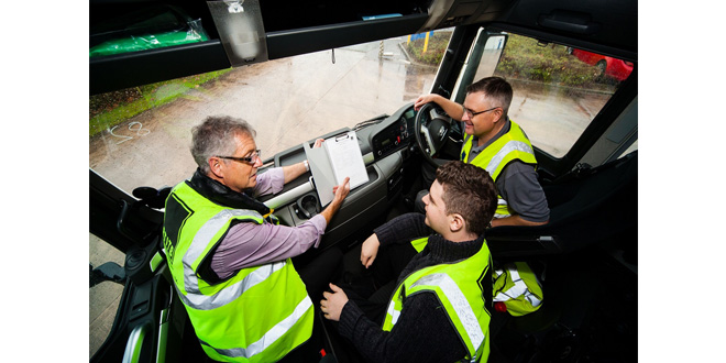 Big brands benefit from training LGV drivers to act professionally says RTITB
