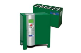 Building products distributor chooses Hoppecke battery systems