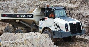 G Crook & Sons, a family run business is putting a fleet of Terex Trucks 28 ton