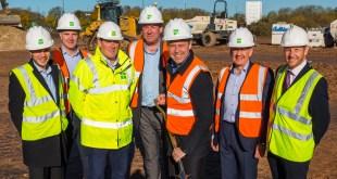 Goodman announces deal to develop new logistics centre for C H Robinson