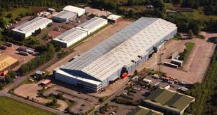 Howard Tenens - New owners for Tesco Chepstow Distribution Facility