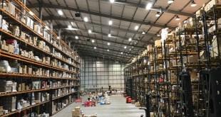 Interest-free Carbon Trust loan helps truck dealer enjoy instant energy savings