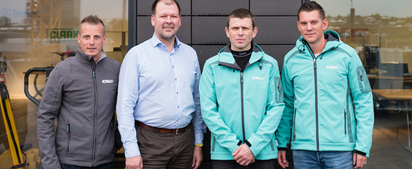 Kobelco Construction Machinery expands into Iceland