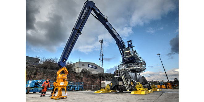 Mantsinen and SANY drive growth at Cooper Specialised Handling