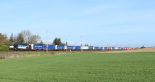 P&O FERRYMASTERS INCREASES CAPACITY OF POZNAN-ROTTERDAM TRAIN BY 25 PER CENT