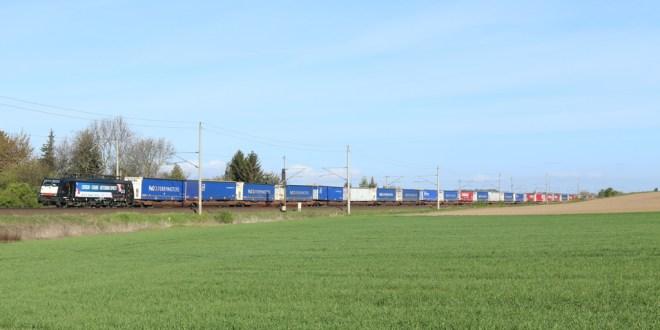 P&O Ferrymasters increases capacity ofPoznan – Rotterdam train bt 25 per cent