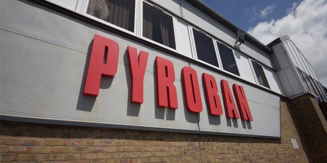 Pyroban invests in 2 year EN1755 change programme