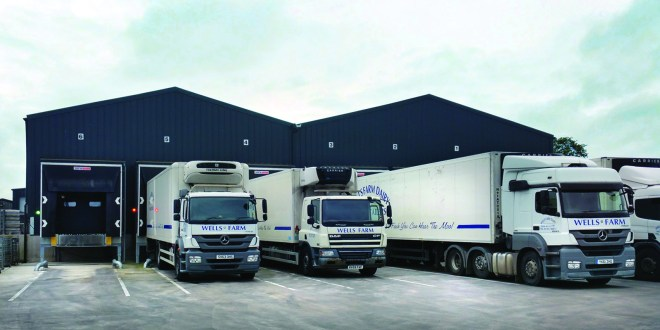 Stertil Loading Pods boost productivity for Wells Farm Dairy