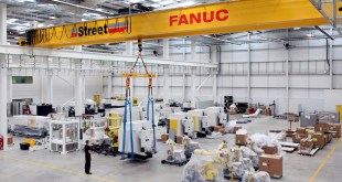 Street Crane enhance productivity at new 20M GBP robotics factory