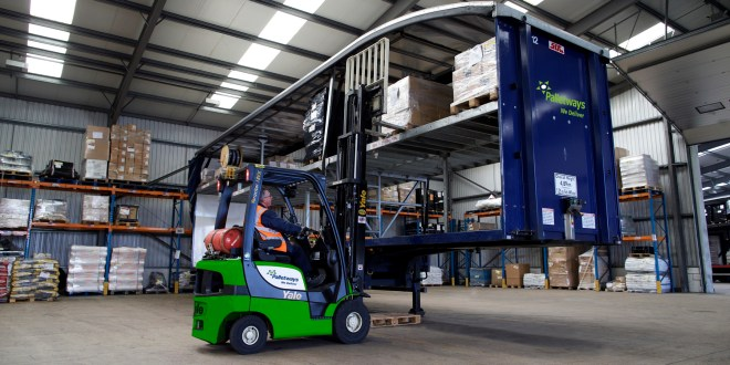 Christmas pallet delivery predictions set to defy gloomy consumer spending
